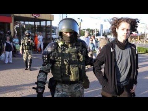 Беларусь. Протесты и