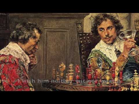 Here's a health unto his Majesty (English Cavalier song)