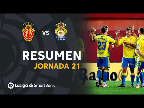 Mallorca Las Palmas Goals And Highlights