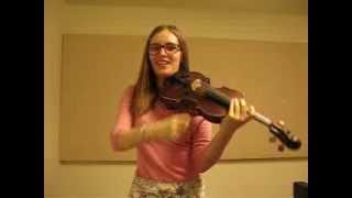 You Are My Sunshine (Violin)