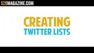 Twitter'da Bir Liste Oluşturmak İçin Nasıl