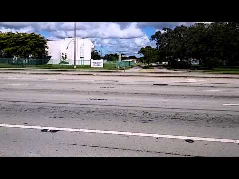 Commercial lot for lease in Miami