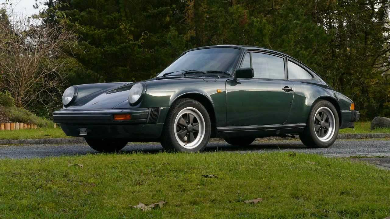 porsche 911 sc coup gr n 1980 at avintago youtube. Black Bedroom Furniture Sets. Home Design Ideas