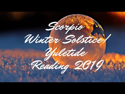 #scorpio-🕯❄scorpio-❄🕯*breaking-the-chain/a-return-to-love*🕯winter-solstice/yule-reading-2019🕯