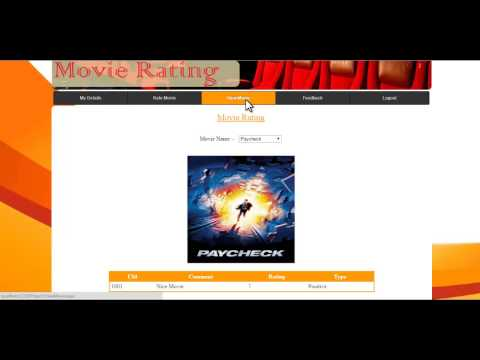 Sentiment Based Movie Rating System