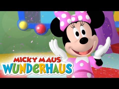 Minnies Geburtstag   Folge 10 Im Micky Maus Wunderhaus | Disney Junior