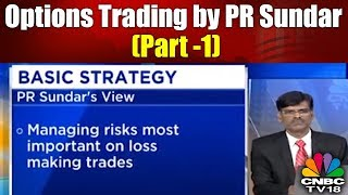 Options Trading: PR SUNDAR Reveals How he Made Money in Bank Nifty Expiry Day Trading (Part 1)