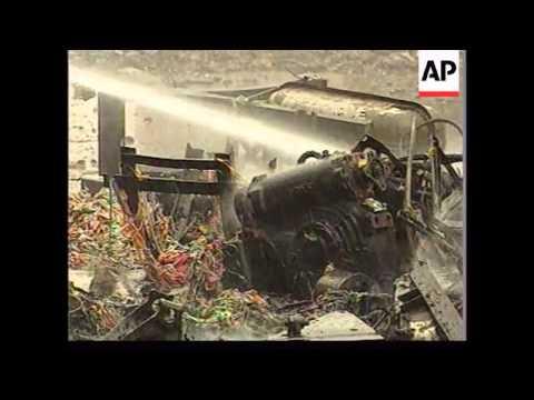 Eritrea - Bombing attack