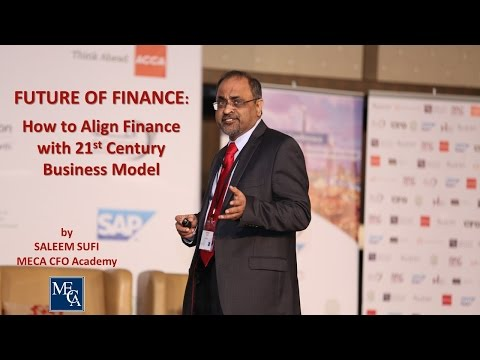 Future of Finance: How to Align Finance with 21st Century Bu