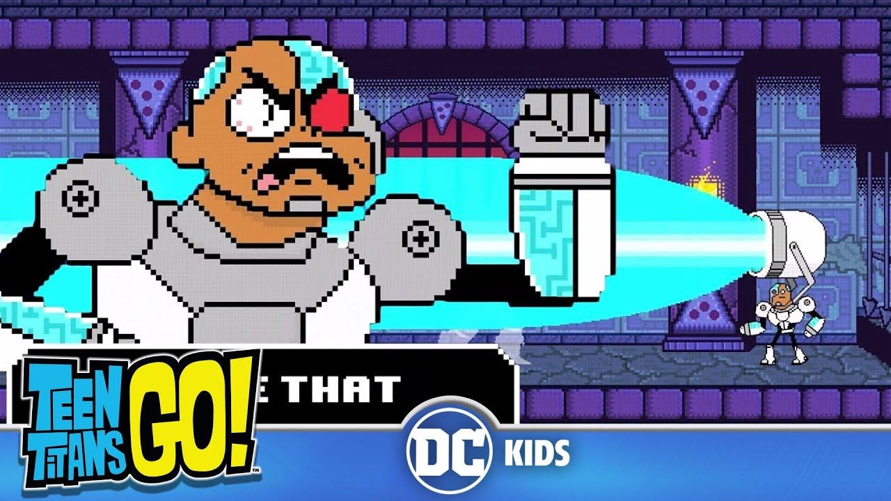 Teen Titans Go! | Titans Video Game | DC Kids