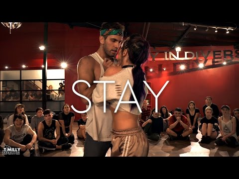 Zedd, Alessia Cara - Stay - Choreography by Jojo Gomez & Jake Kodish - Filmed by @TimMilgram