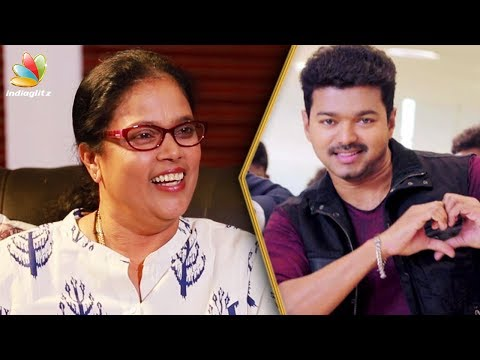 Vijay's Dance is a God Given Gift | Brinda Master Interview | Choreographer