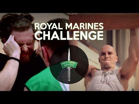 Royal Marines Fitness Challenge   Walters & Shieff