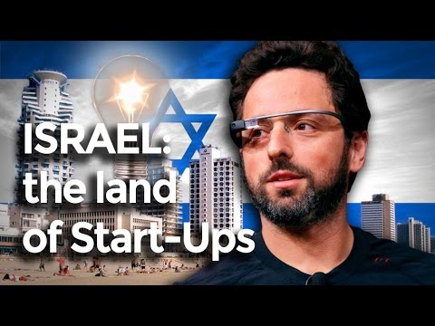 How Did ISRAEL Become The Country of START-UPS? - VisualPoli