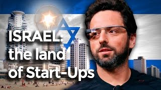 How Did ISRAEL Become The Country of START-UPS? - VisualPolitik EN thumbnail
