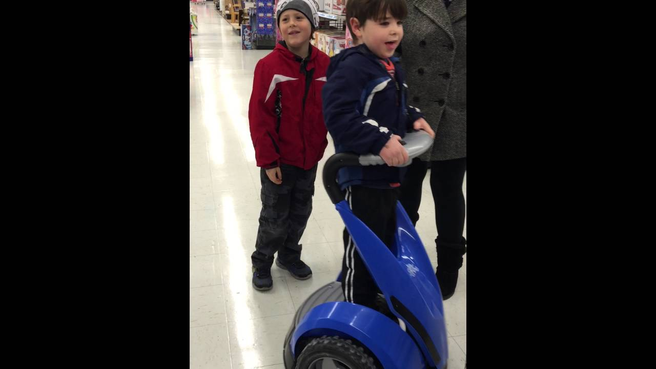 Dareway Upright Scooter Fun At Toys R Us Youtube