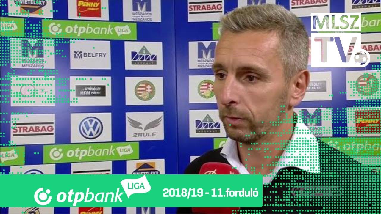 Edzői értékelések a Puskás Akadémia FC  - Ferencvárosi TC mérkőzésen