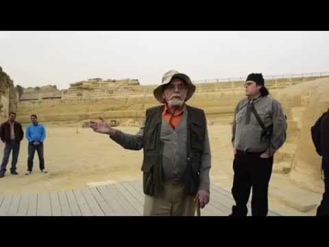 John Anthony West in The Great Sphinx - 2013