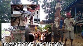 Upacara Adat Dalo' Dayak Uud Danum Serawai,  Kalimantan Barat.