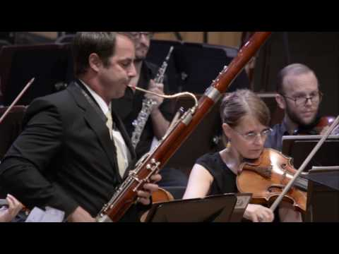 Mozart - Concerto For Bassoon, K.191 - Will Genz, Bassoon