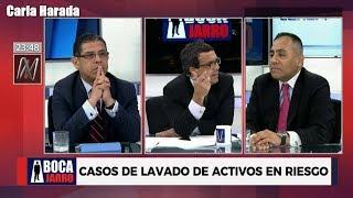 César Azabache y Carlos Caro: casos de lavado de activo en peligro
