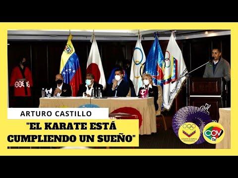 Jefe de Misión de Venezuela espera la mejor actuación olímpica