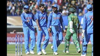 champions trophy 2017 india vs pakistan match review   वनइ ड य ह द