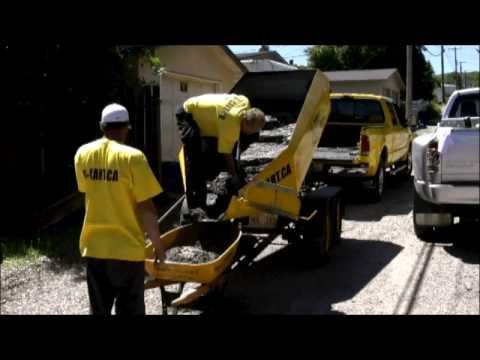 Steve S U Cart Concrete Inc Youtube