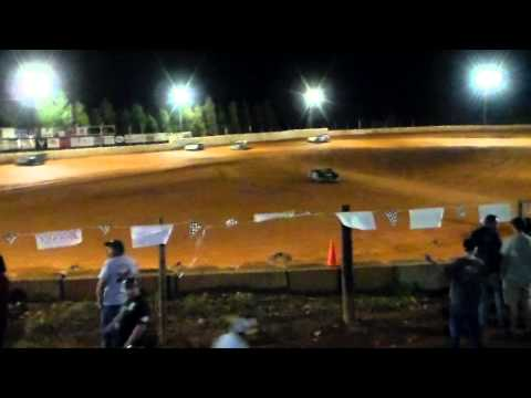 Rolling Thunder Raceway(PRO-LATE-MODELS) Part 2 of 2)4-4-14