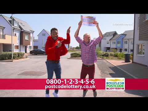 #PPLAdvert - It's That Time - September Play - People's Postcode Lottery