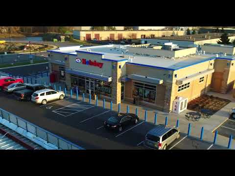 Waconia Retail Center Drone Video Image