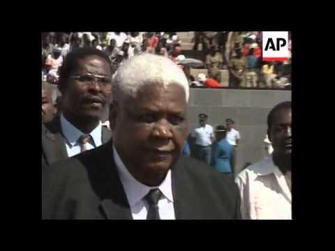 Robert Mugabe to be buried at shrine to Zimbabwe's heroes