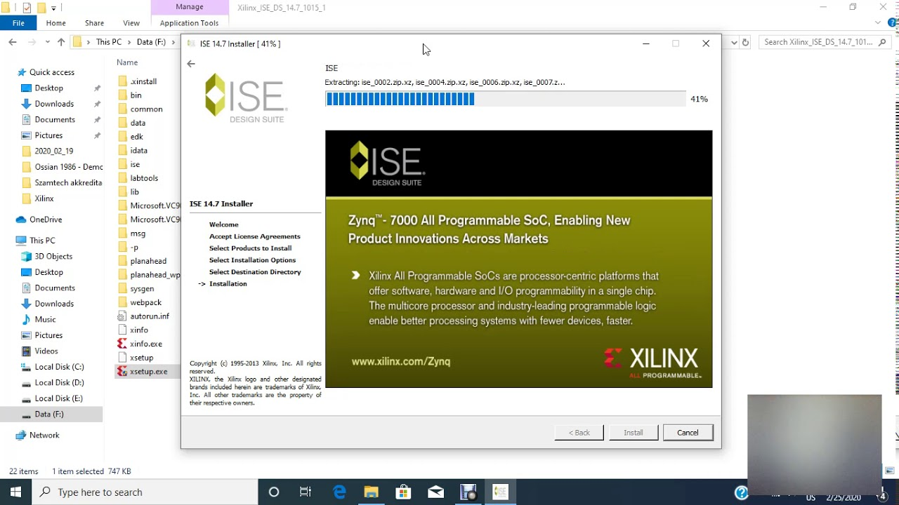 Download Xilinx Ise 14.7