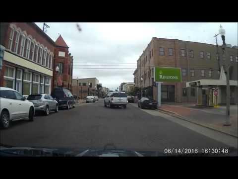 Drive  Through Greenwood