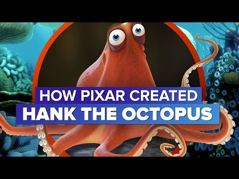 Thumbnail: How Pixar created its most complex character yet for 'Finding Dory' (CNET News)
