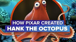How Pixar created its most complex character for 'Finding Dory'