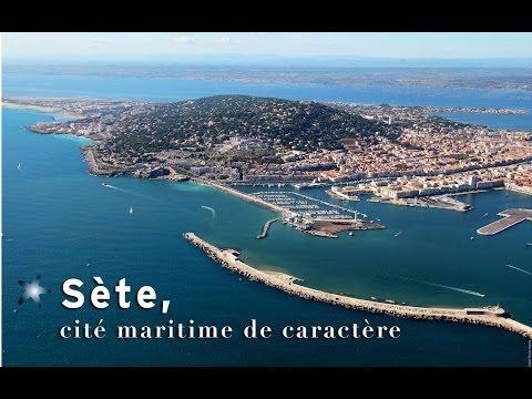 Sète, cité maritime de caractère