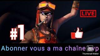 Live chill FORTNITE  #garçon #ps4 #fortnite