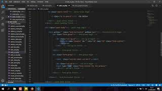 P-46 Admin-Panel Erstellen - Erstellen Sie CSS-Editor - Erstellen Sie E-Commerce-Website-Tutorial.mp4