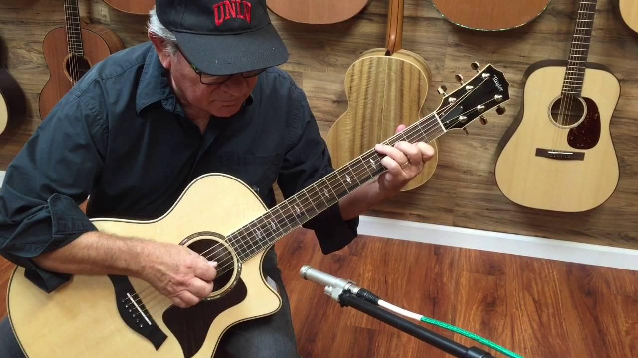 Taylor Guitars For Sale >> Taylor Guitars 814ce For Sale Heartbreaker Guitars Youtube