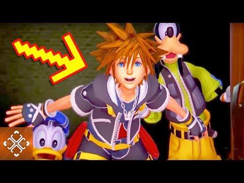 10 Kingdom Hearts 3 Secrets That E3 Didn't Show You!