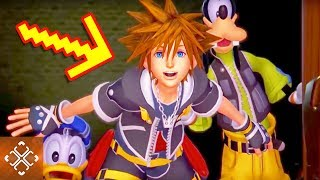 10 Kingdom Hearts 3 Secrets That E3 Didn