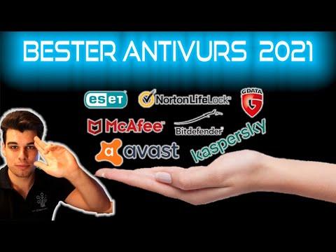 Bester Antivirus 2021 | TOP 7 für Windows 10 (Wichtig❗)