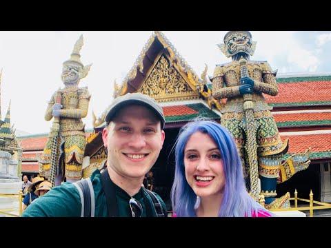 GRAND PALACE & EMERALD BUDDHA   Bangkok, Thailand