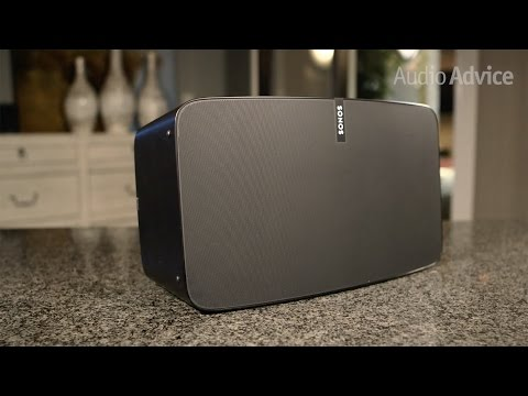Sonos PLAY:5 Wireless Speaker Review