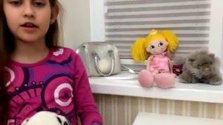 Обзор на мягкие игрушки!+моя любимая кукла