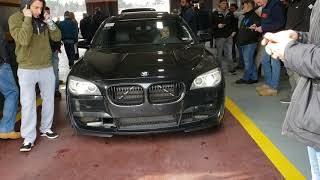 Was it worth it? BMW M 7-series at dealer auction