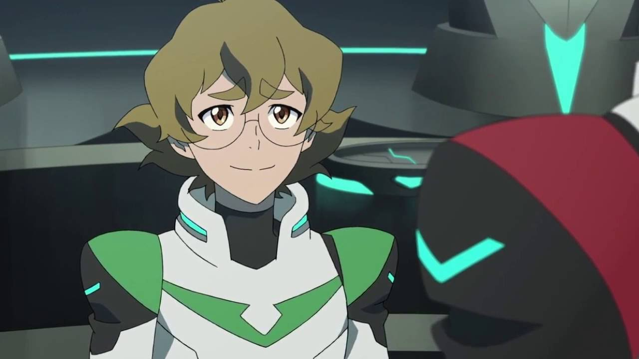 Pidge's Song (A Paladin of Voltron) - YouTube
