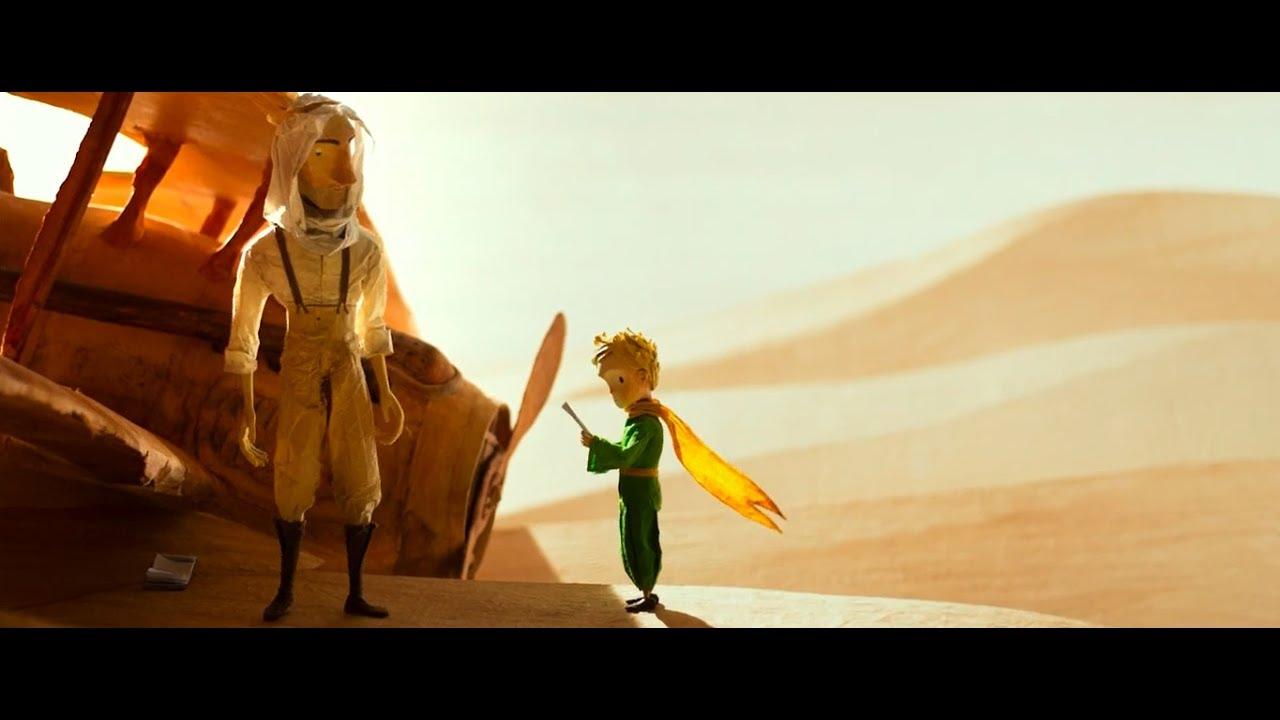 Filme O Pequeno Principe 2015 with cena o pequeno principe - 2015 - desenha-me um carneiro - youtube