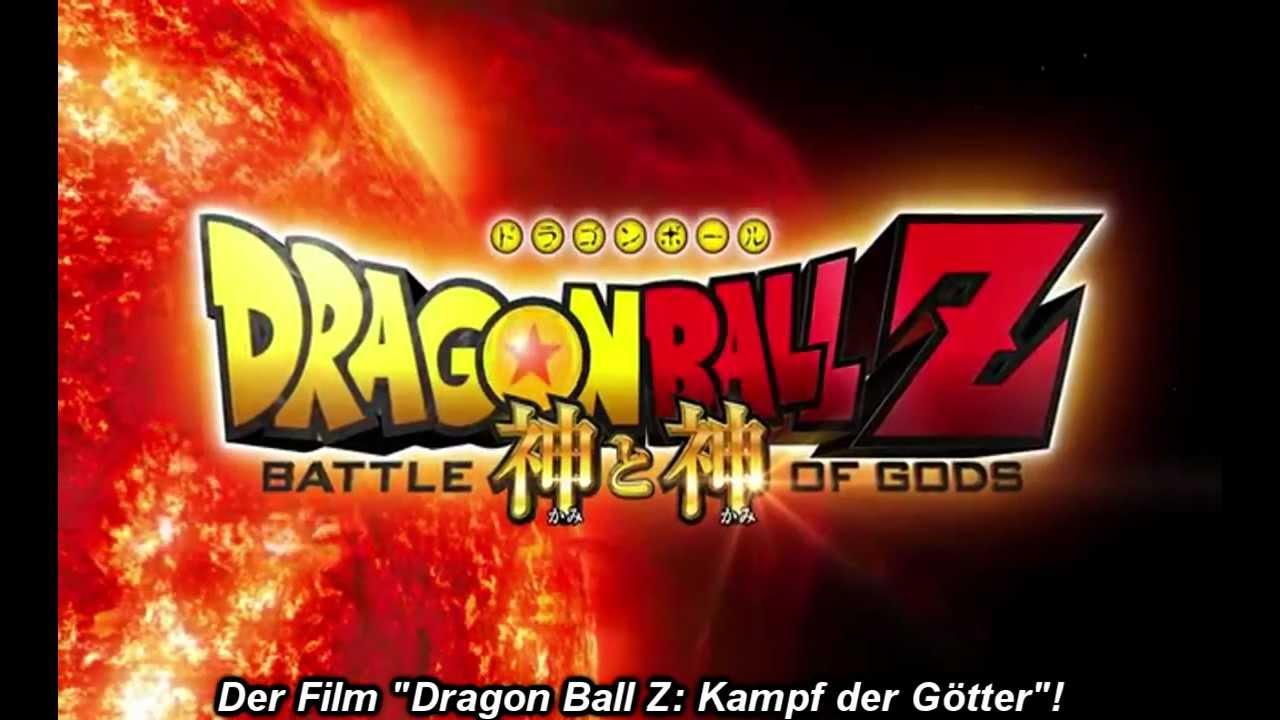 dragonball z kampf der götter stream german